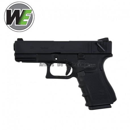 23 Negra Gen4 Pistola GBB G23-B-BK-GEN4