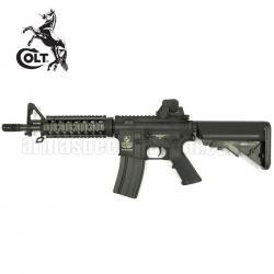 Colt M4A1 CQB-RIS FIBRA NYLON CON 2 CARGADORES