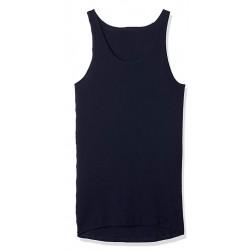 Camiseta Tirantes Lisa Azul Navy