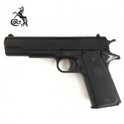 Colt 1911 A1 . 6mm. Pistola de muelle. 300 FPS