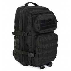 Tactical backpack US ASSAULT Mil-Tec LG 36L. Black