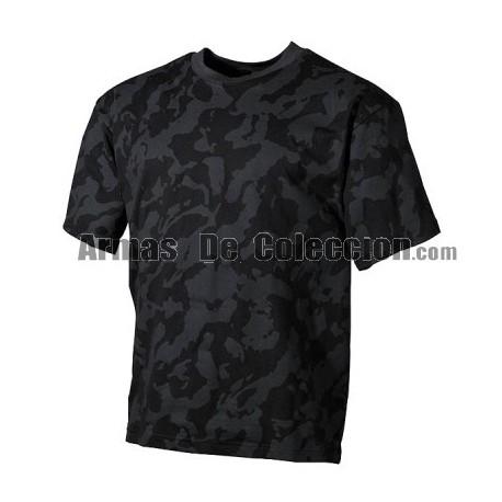 Camiseta Camo Noche