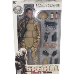 Action Figure Special Forces Figure Acu