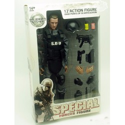Action Figure Special Forces Figure SDU