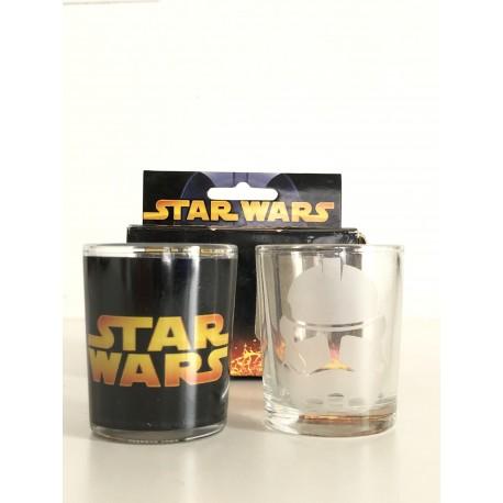 Vasos de Chupito Star Wars Yoda
