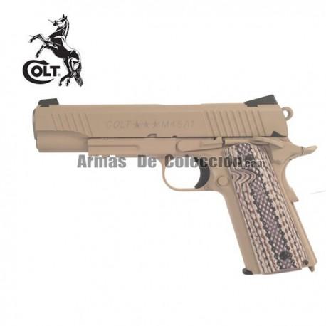 Colt 1911 Rail Gun Pistola 6MM Full Metal