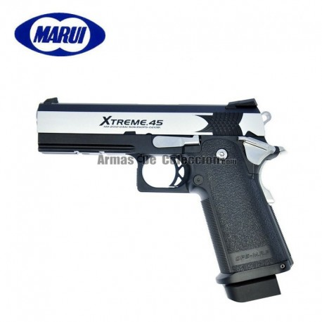 Tokyo Marui Hi-capa Xtreme 45 Pistola 6MM Gas