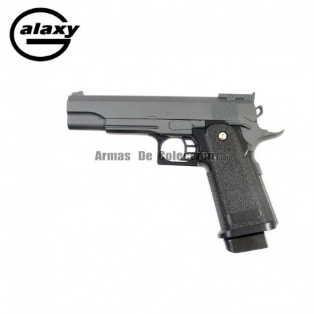 Hi-Capa 5.1 FULL METAL - Pistola Muelle - 6 mm