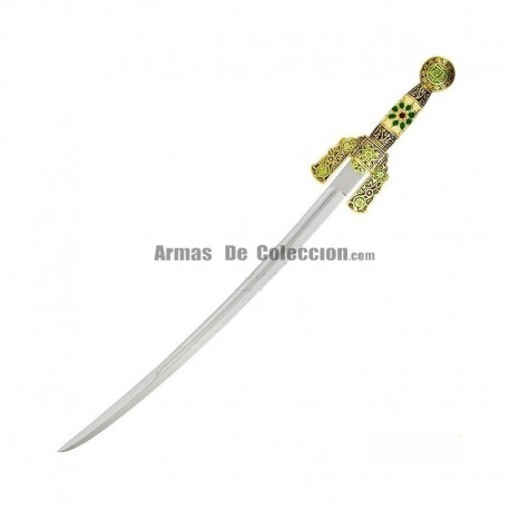 Espada Arabe Lujo 84cm Art Gladius