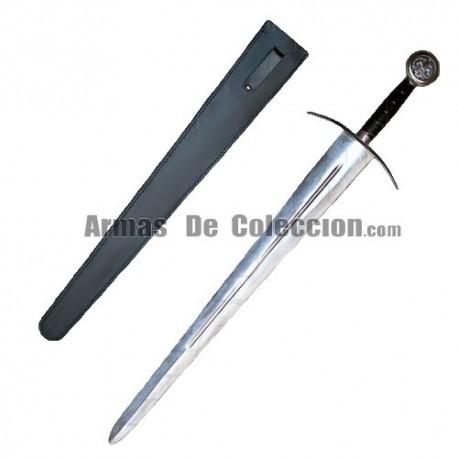 Espada Combate Daguesse con vaina