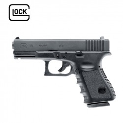 Glock 19 - 6mm - Gas - BlowBack - Metal Slide