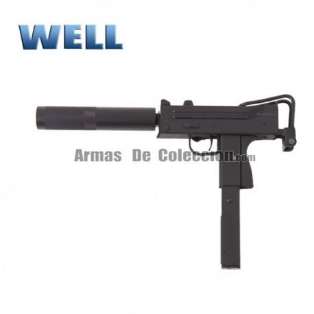 Mat 11 GBB Con Silenciador Well G11