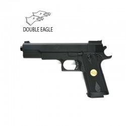 Double Eagle 1911 .45 Pistola muelle Low Cost