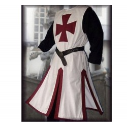 Templar Knight Costum