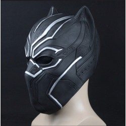 Black Panther : Máscara T'Challa Latex