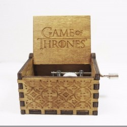 Juego de Tronos: caja música