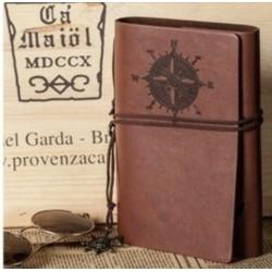 Cuaderno de bitácora.