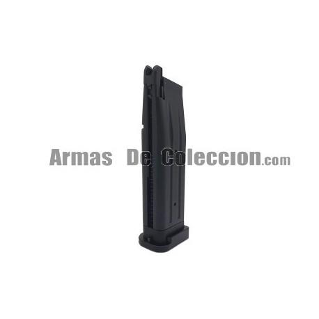 Cargador Pistola Combat Master Gas