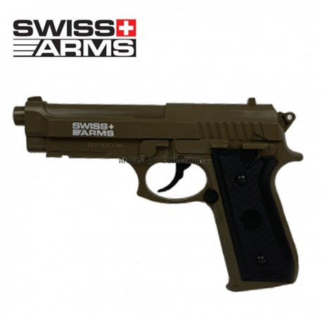 Pistola PT92 Swiss Arms 4,5mm