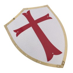 Escudo cruz templaria