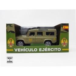 Classic Army Car