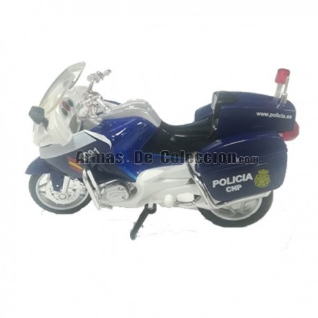 National Police Motorcycle