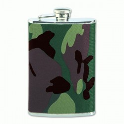 Petaca Crossnar Camo 240 ML
