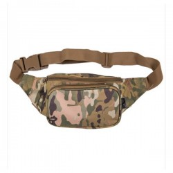 Waist bag Miltec Nylon Multicam