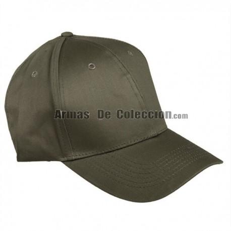 Miltec Green Baseball Cap