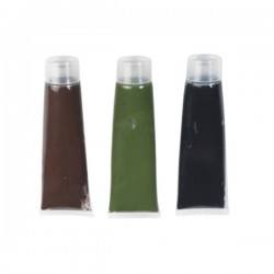 Otan Pack 3 Colors Paint Black / Green / Brown