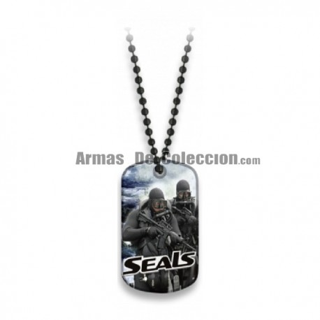Sheet with Navy Seals Chain