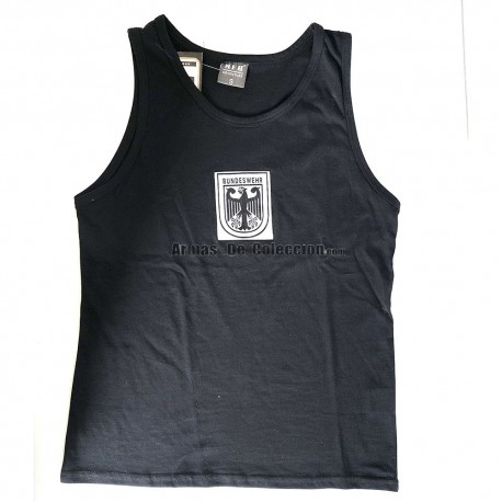 "Camiseta Tirantes Alemana ""Bundeswehr"""