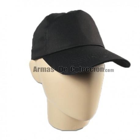 Gorra Béisbol Negro