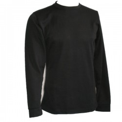Foraventure Thermal Long Sleeve Black T-Shirt