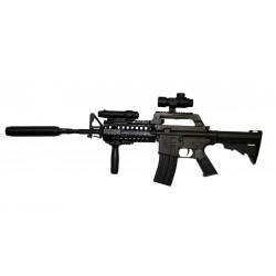 M4 Rifle de mola