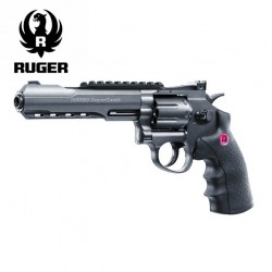 "Revólver Ruger SuperHawk 6"" Negro - 6MM - CO2 - Full Metal"