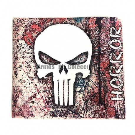 Cartera billetero Punisher