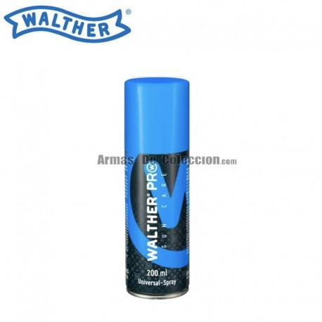Aceite Lubricante y protector Walther Pro 200 ml.