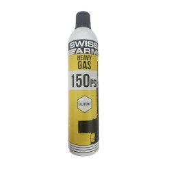 Gas - SWISS ARMS - Heavy gas con silicon -150PSI - 760 ml