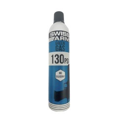 Gas - SWISS ARMS - Green Gas 130 PSI - 600 ml