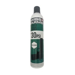 Gas - SWISS ARMS - Green Gas 130 PSI - 760 ml - Con Silicona