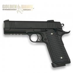 Golden Hawk Tipo HI CAPA - METAL - Pistola muelle - 6mm