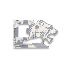 Tarjeta multiherramienta Lion