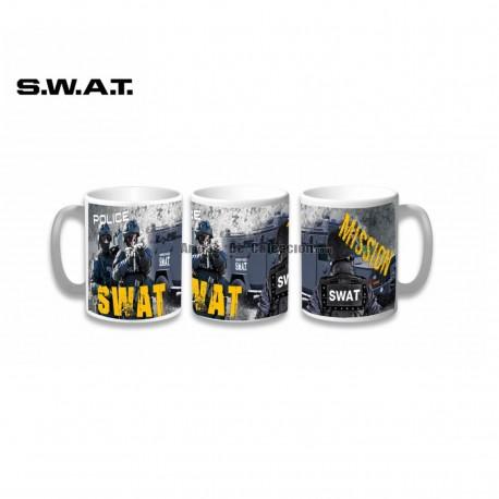 Taza SWAT