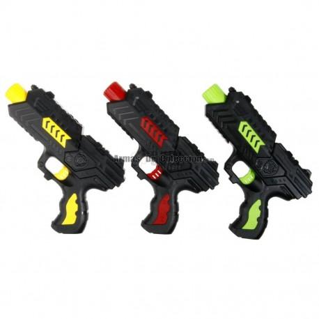 Pistolas de juguete nerf dardos gomaespuma