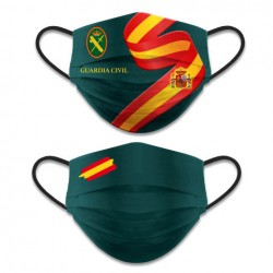 ACCESORIO FACIAL REVERSIBLE GUARDIA CIVIL