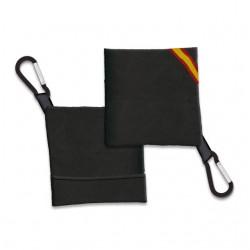 Porta-mascarilla Negro TNT & Bandera