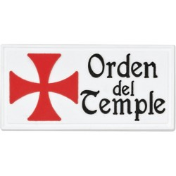 parche Orden del Temple
