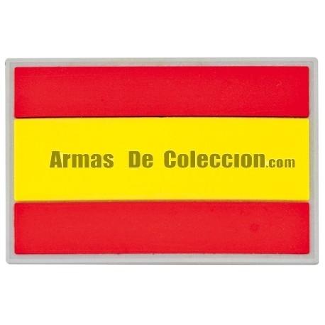Parche Bandera Color 7.5x5 cm