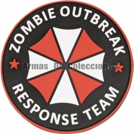 """Parche """"Zombie Outbreak"""""""